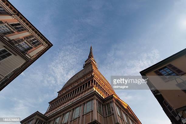 The Mole Antonelliana in Turin
