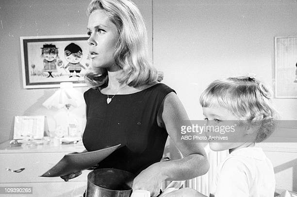 BEWITCHED The Moment of Truth Airdate September 22 1966 ELIZABETH
