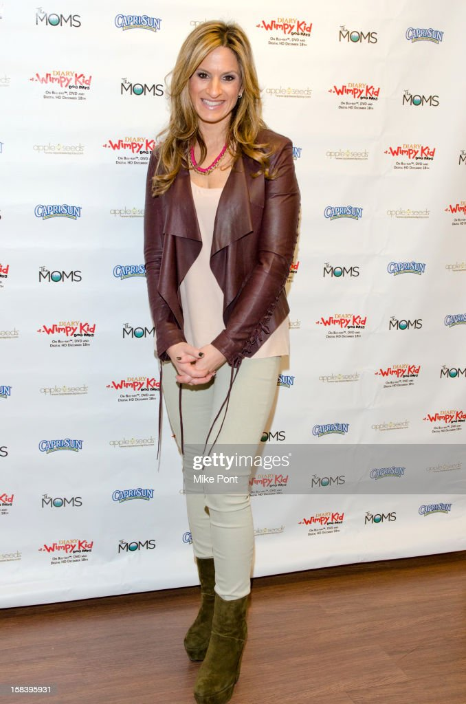'The Moms', Denise Albert attends 'Diary Of A Wimpy Kid: Dog Days' DVD Release Launch Event at apple seeds on December 15, 2012 in New York City.