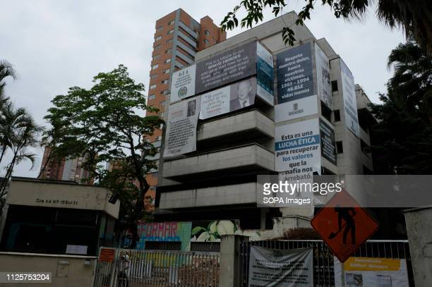The Monaco Building was the place where the Cali drug cartel attempted to kill to Pablo Escobar in 1988 with 80kg of dynamite placed in a car bomb....