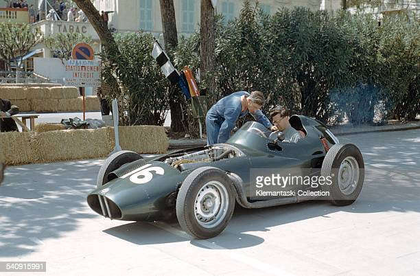 Brm f1 getty images for Moss motors used cars airport