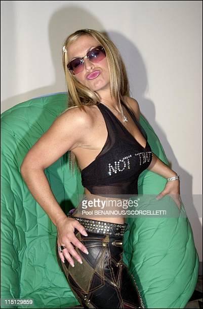 The Monaco World Music Awards in Monaco City Monaco on May 02 2001 Anastacia
