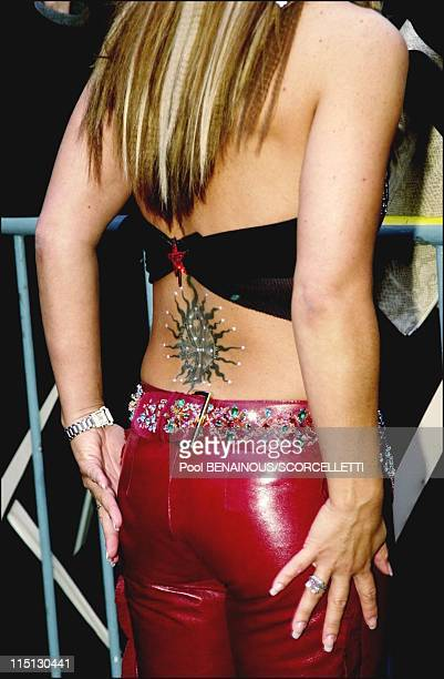 The Monaco World Music Awards in Monaco City Monaco on May 02 2001 Anastacia
