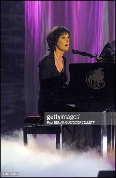The Monaco World Music Awards in Monaco City Monaco on May 02 2001 Enya