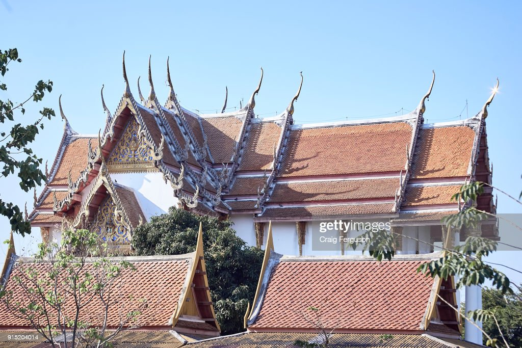 the monastery at wat yai suwannaram the temple was founded