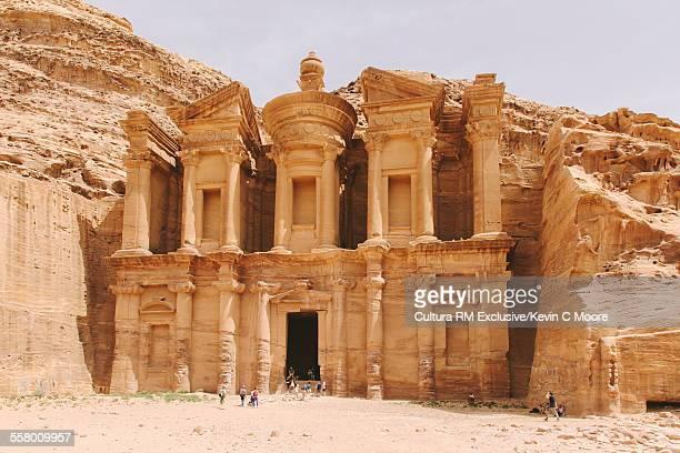 The Monastery, Petra, Maan, Jordan