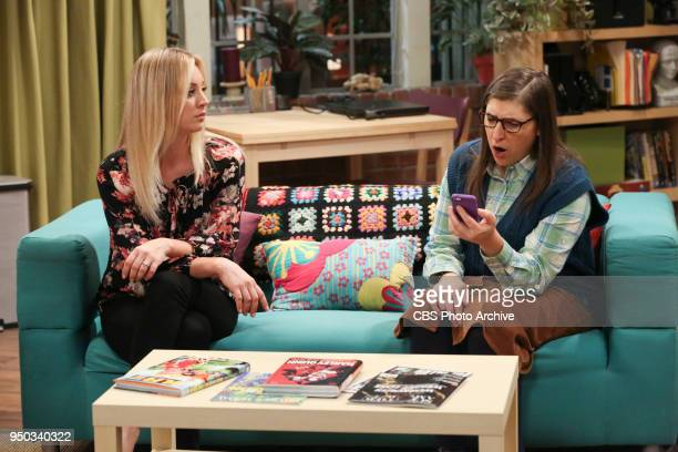 'The Monetary Insufficiency' Pictured Penny and Amy Farrah Fowler Sheldon goes to Vegas to win money for science Also Penny and Bernadette take Amy...