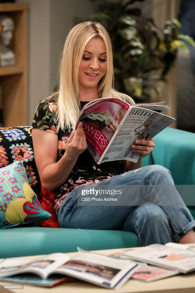 Kaley Cuoco Reads Lines From The Big Bang Theory Cosmopolita 1