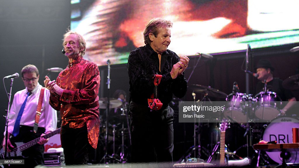 The Monkees In Concert At Royal Albert Hall, London, Britain - 19 May 2011 : News Photo