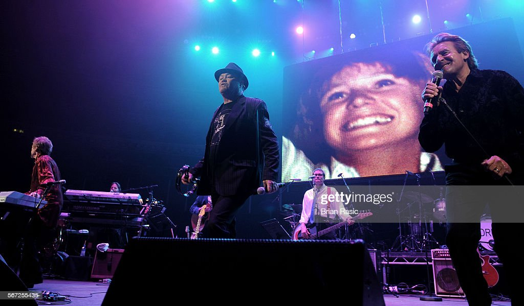 The Monkees In Concert At Royal Albert Hall, London, Britain - 19 May 2011 : News Photo