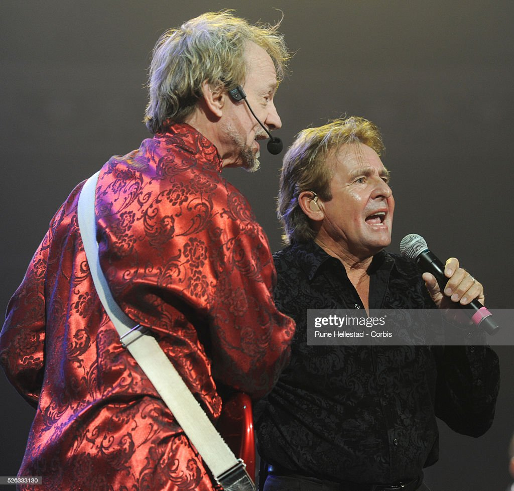 UK- Music- The Monkees perform in London : News Photo