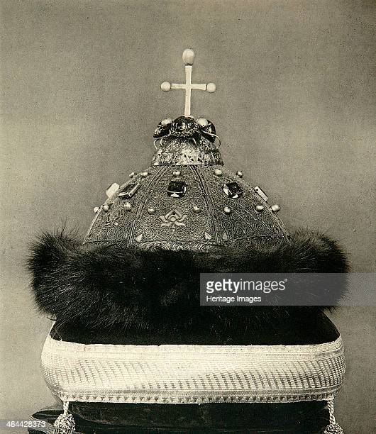 The Monomakh's Cap before 1884 The Monomakh's Cap was the crown of all Muscovite Grand Princes and Tsars from Dmitri Donskoi to Peter the Great who...