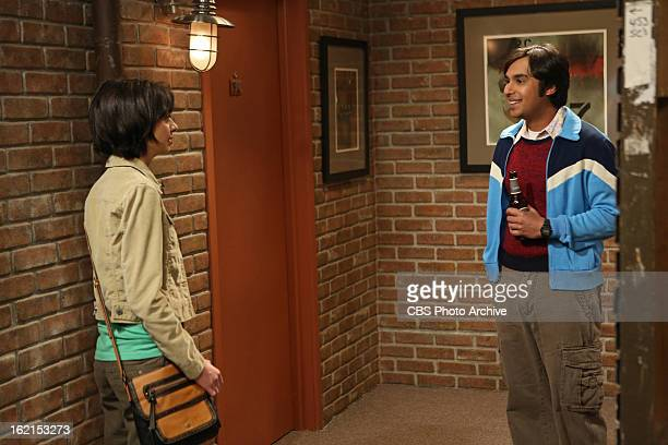 'œThe Monster Isolation' After a terrible date Koothrappali vows to never leave his apartment on THE BIG BANG THEORY Thursday Feb 21 on the CBS...