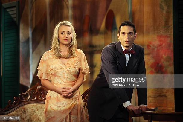 'œThe Monster Isolation' Penny actually impresses Sheldon with her acting skills on THE BIG BANG THEORY Thursday Feb 21 on the CBS Television Network...