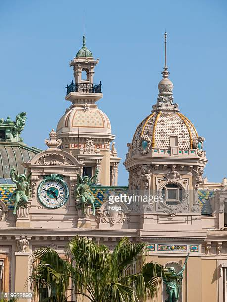 The Monte Carlo Casino in Monaco
