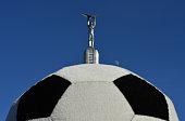 samara russia monument glory statue is