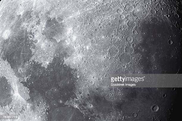 the moon - meteor crater stock pictures, royalty-free photos & images