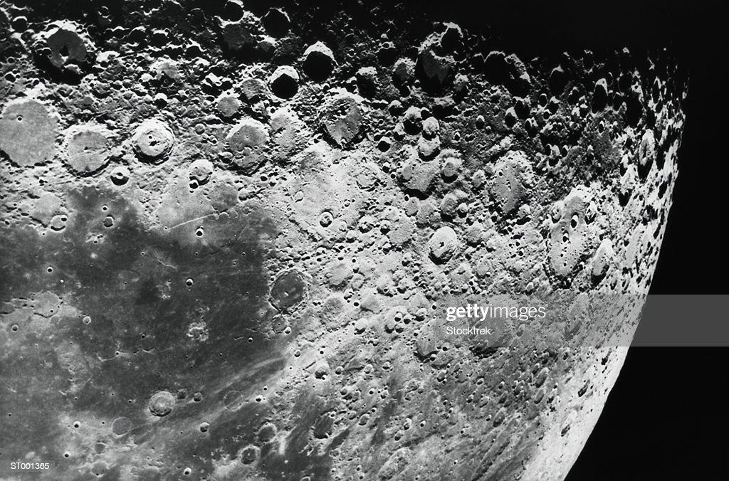 The Moon : Stock Photo