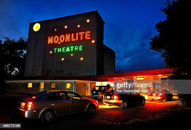 The Moonlight Drivein Theatre opened in 1949 in Abingdon Va Because theaters must now have digital projectors the fate of driveins with mechanical...