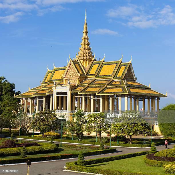 The Moonlight Pavilion in Phnom Penh, Cambodia