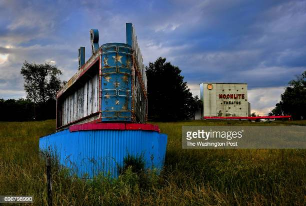 The Moonlite Drivein movie theater continues to fall in disrepair after closing in 2013 There were about 4000 drivein's in the US in the late 1950's...
