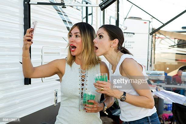 COUNTY The Moral Minority Episode 1111 Pictured Kelly Dodd Heather Dubrow