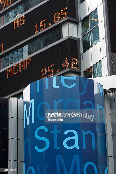 Morgan Stanley New York Headquarters Stock Photos And Pictures