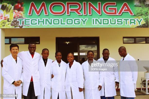 The Moringa Technology Industry working team MTI is a company that manufactures moringa products such tea powder tablets and juice The Chinese owned...