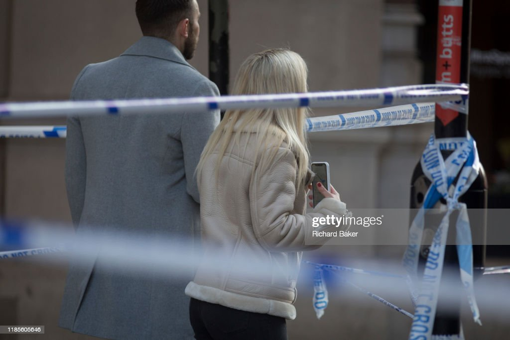 London Bridge Terrorist Attack Aftermath : News Photo