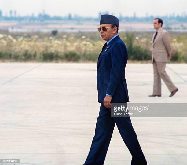 The Moroccan King Hassan II Rabat. .