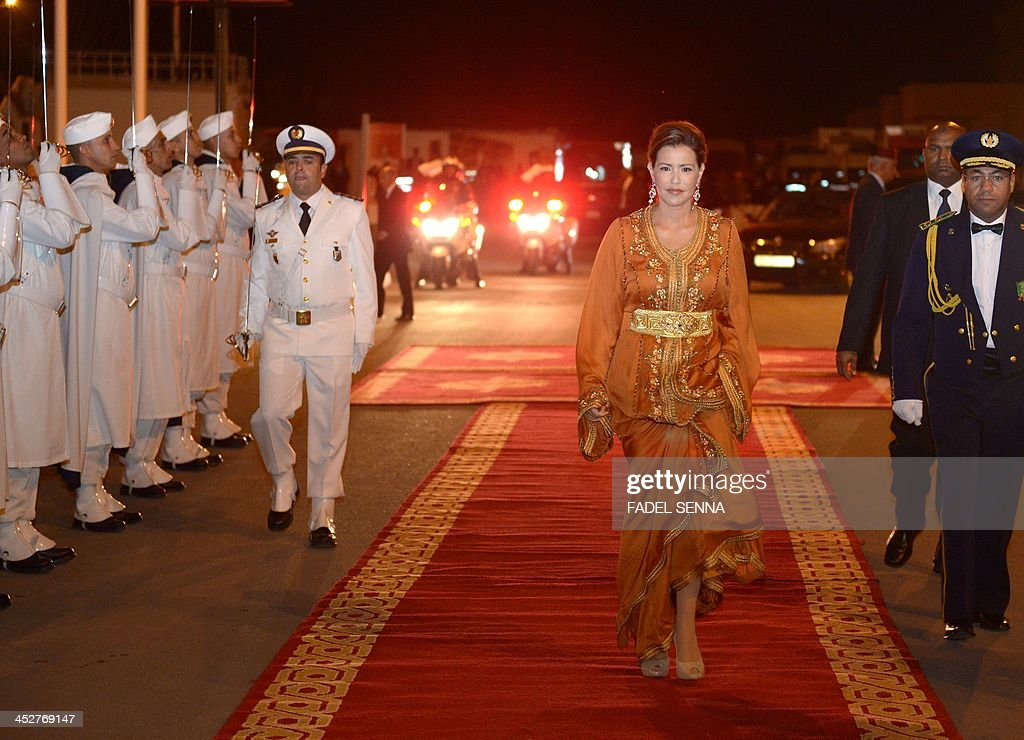 The Moroccan Princess Lalla Meryem arrives at the 13th Marrakech International Film Festival on November 30, 2013 in Marrakech, Morocco.