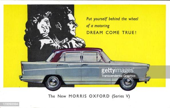 The Morris Auto Company Of Great Britain Issues This Advertising News Photo Getty Images