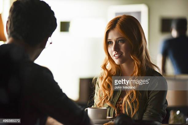 The Mortal Cup - One young woman realizes how dark the city can really be when she learns the truth about her past in the series premiere of...