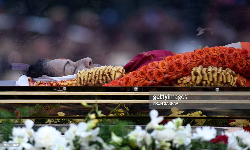 INDIA-POLITICS-JAYALALITHAA : News Photo