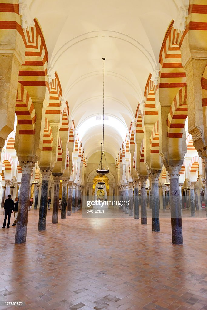 The Mosque Cathedral of Cordoba : Stock Photo