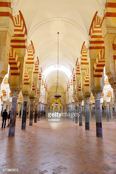 the mosque cathedral of cordoba - syolacan stock pictures, royalty-free photos & images