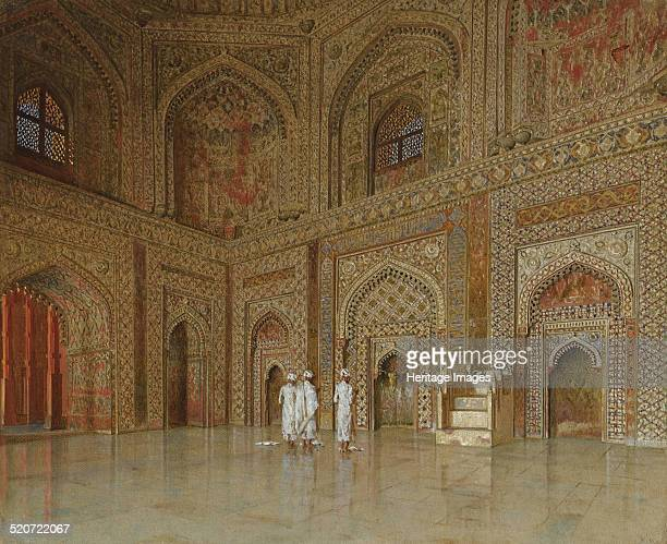 The Mosque in Fatehpur Sikri Private Collection