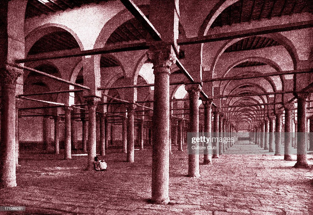 The Mosque of Amr Ibn El-As - : News Photo