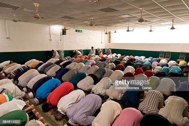 The mosque of MasjeedandRome of the Bangladeshi community together with the community to Islamic to Torpignattara district has made a special prayer...
