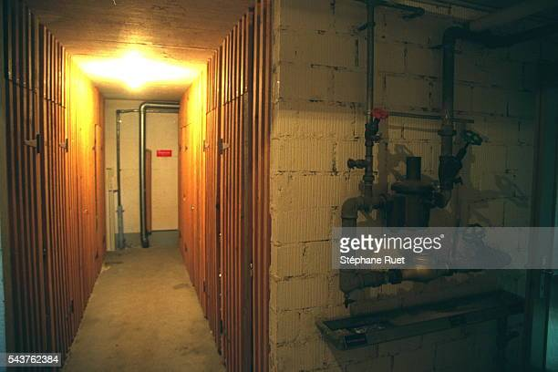 The MOSSAD installed microphones in the basement of the U.N.'s Iranian delegation premises.