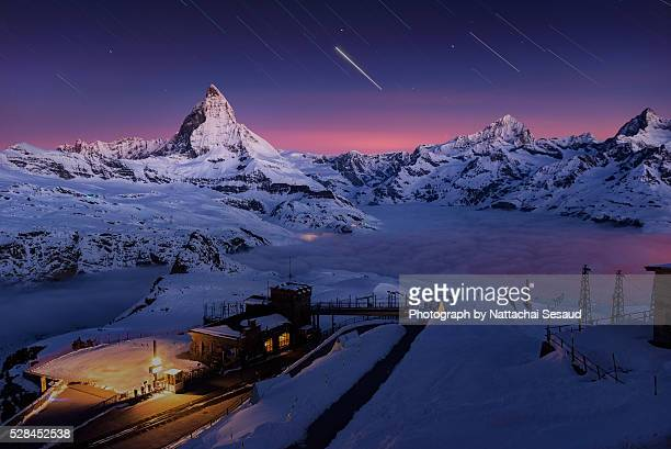 The most beautiful Swiss Alps