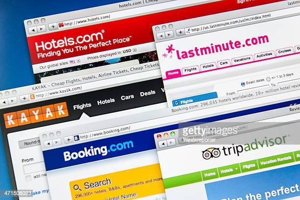 Le plus célèbre site Web pour chercher des offres de voyage