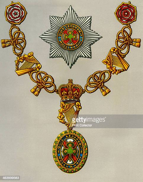 The Most Illustrious Order of St Patrick 1941 Third in seniority amongst British chivalric orders the Order of St Patrick was established in 1783 by...