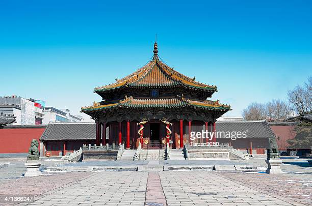 The most important building in Imperial Palace Museum