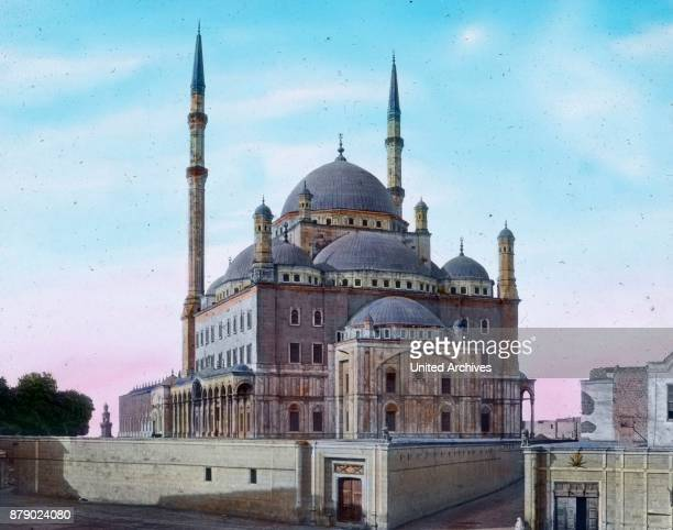The most magnificent mosque is located on the city majestically towering citadel in which many a bloody drama of Oriental cruelty happening yet last...