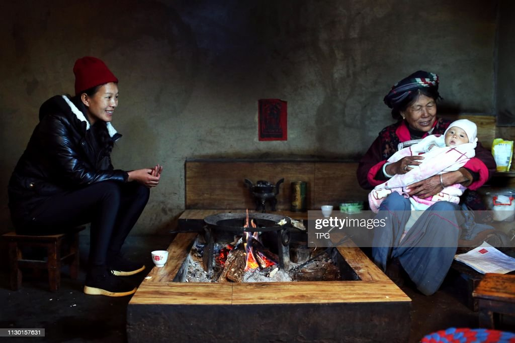 The Mosuo People lives in China¡®s last matriarchy society