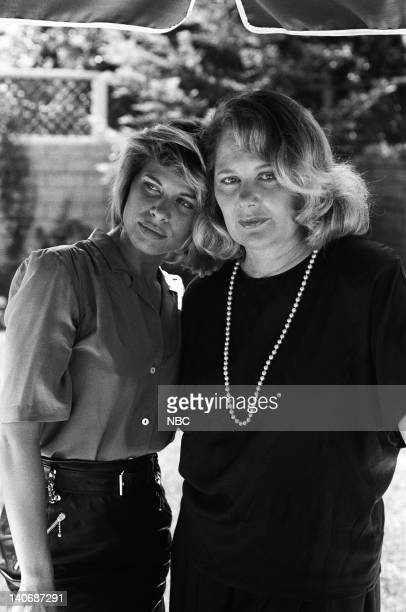 MATLOCK The Mother Episode 1 Pictured Beth Toussaint as Andrea Todd Shirley Knight as Phyllis Todd Photo by NBCU Photo Bank