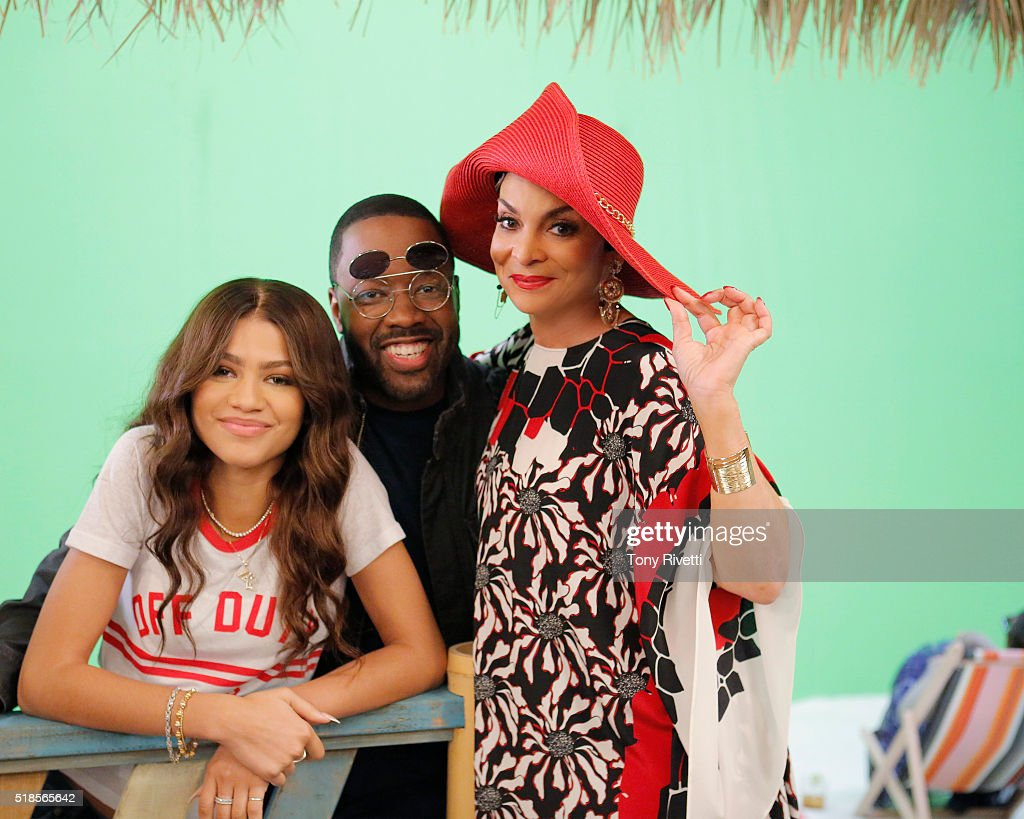 "Disney Channel's ""K.C. Undercover"" - Season Two : News Photo"