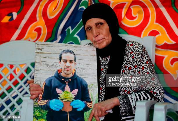The mother of Iyad Hallak, a 32-year-old Palestinian man with autism who was shot dead by Israeli police when they mistakenly thought he was armed...
