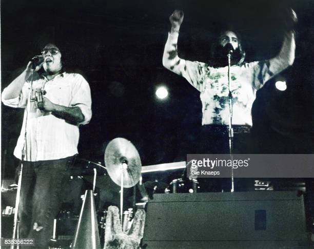 The Mothers of Invention Flo Eddie Ahoy Rotterdam Holland